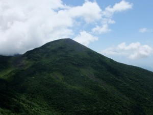 来年の学校登山で行く編笠山